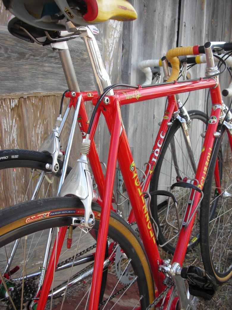 Ciocc Crmo Vintage Or Ciocc Steel New